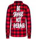 Savage flannel shirt