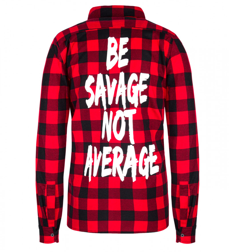 Koszula flanelowa Savage