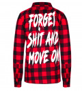 Move On flannel shirt