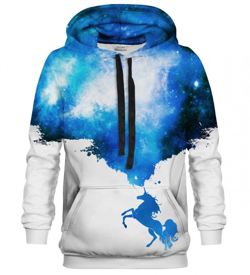 Bluza z kapturem Galaxy Unicorn