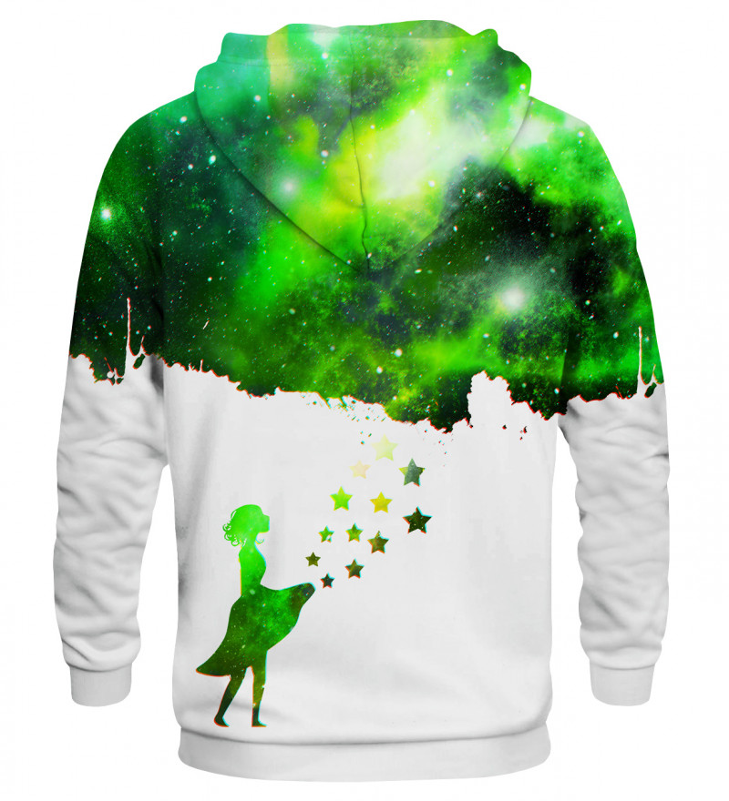 Bluza z kapturem Galaxy Star