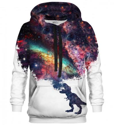 Galaxy Raptor hoodie