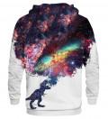 Bluza z kapturem Galaxy Raptor