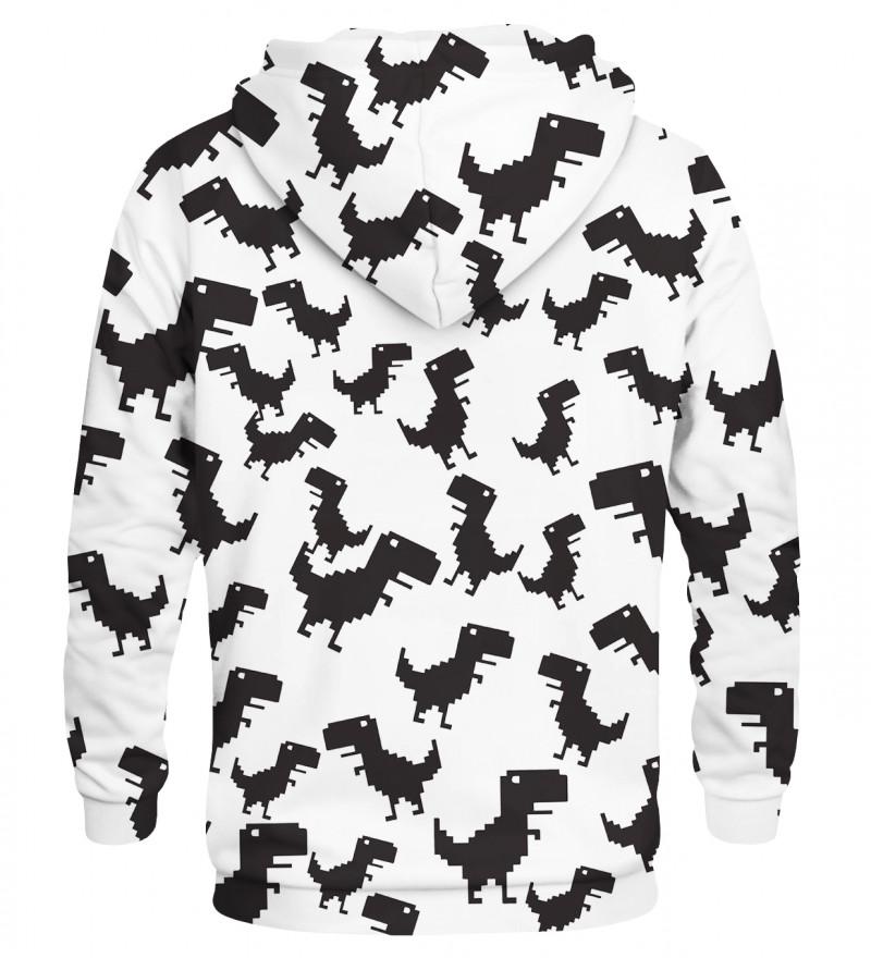 Bluza z kapturem Terrifying Dino