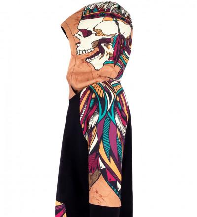 Bluza raglanowa Skull
