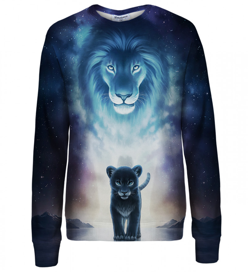 King's Path womens sweatshirt