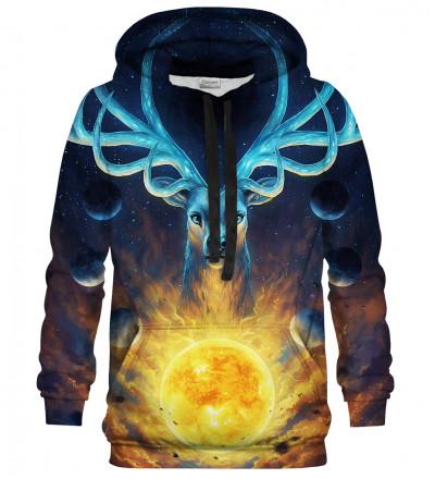 Bluza z kapturem Celestial