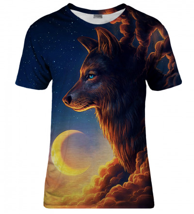Night Guardian womens t-shirt