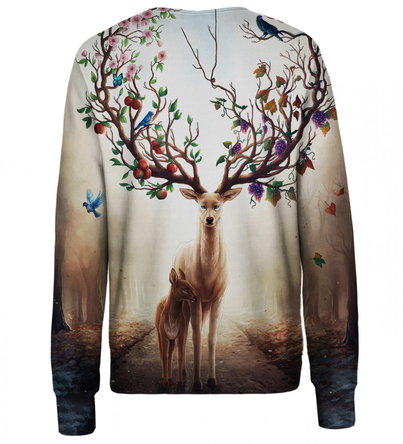 Seasons womens sweatshirt