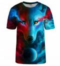 Dark & Light Meet t-shirt, design by Jonas Jödicke - Jojoes Art