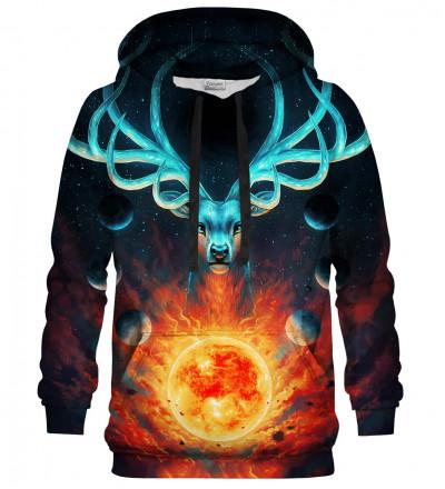 Bluza z kapturem Celestial Fire