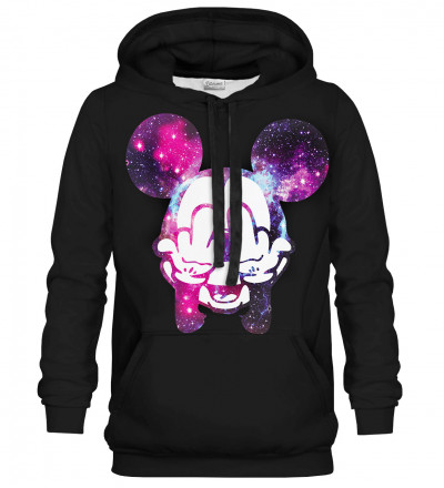 Rebellious hoodie