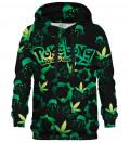 Poke Bong Black hoodie