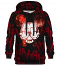 Rebel Hahaha hoodie