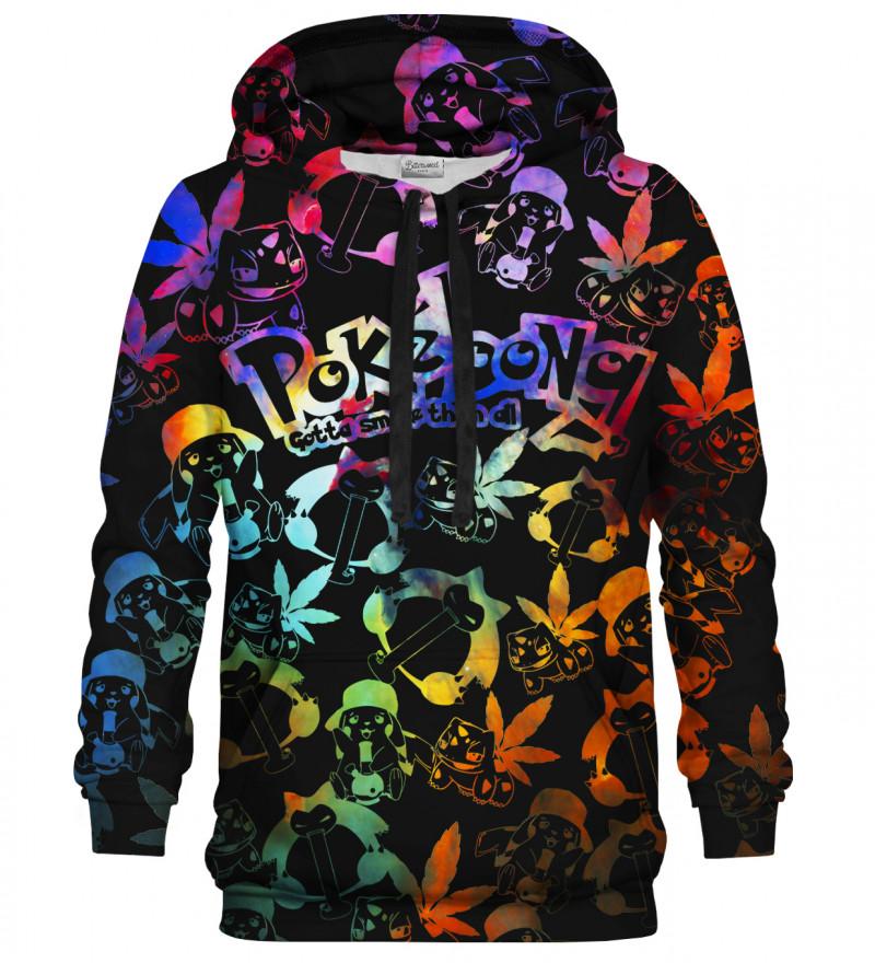 Pokebong Black Gradient hoodie