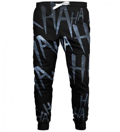 Just Hahaha Nebula sweatpants