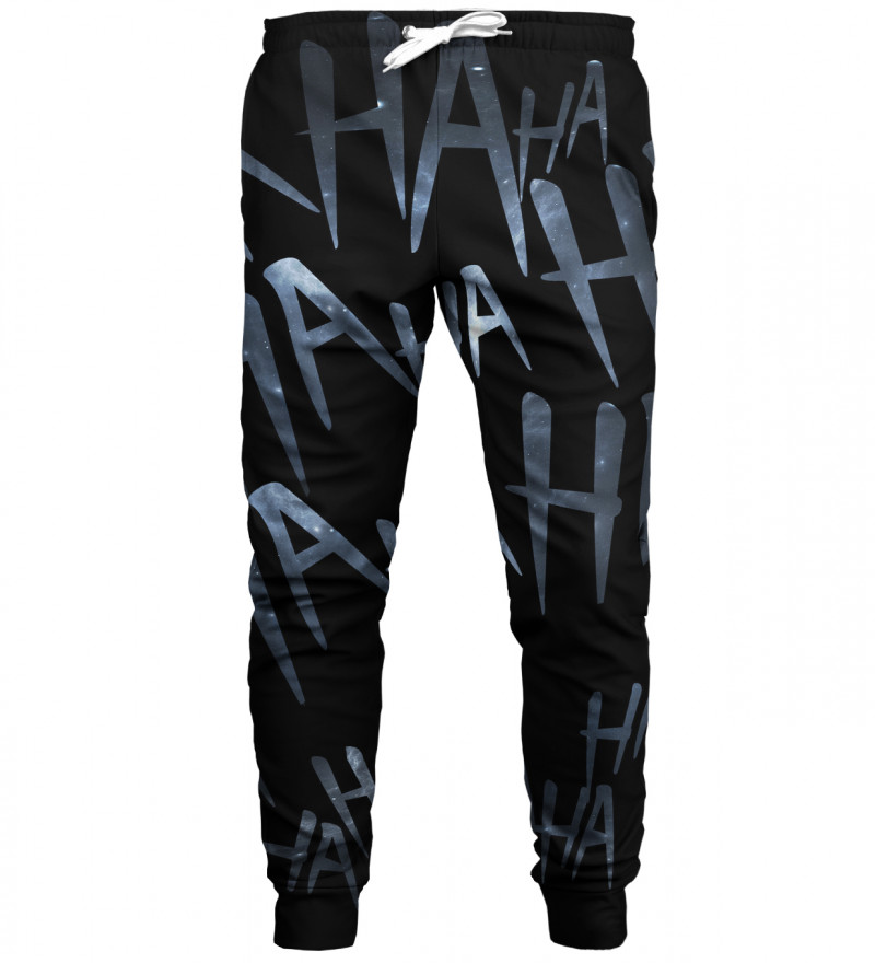 Spodnie dresowe Just Hahaha Nebula