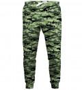Spodnie dresowe camo