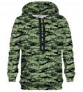 Camo hoodie