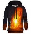 Bluza z kapturem Fire Circle
