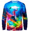 Colorful Nebula sweatshirt