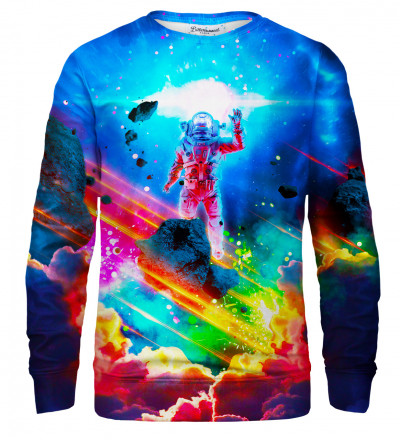 Colorful Nebula sweatshirt