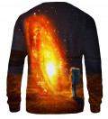 Fire Circle sweatshirt