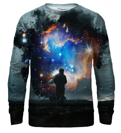 Step into the Galaxy sweatshirt