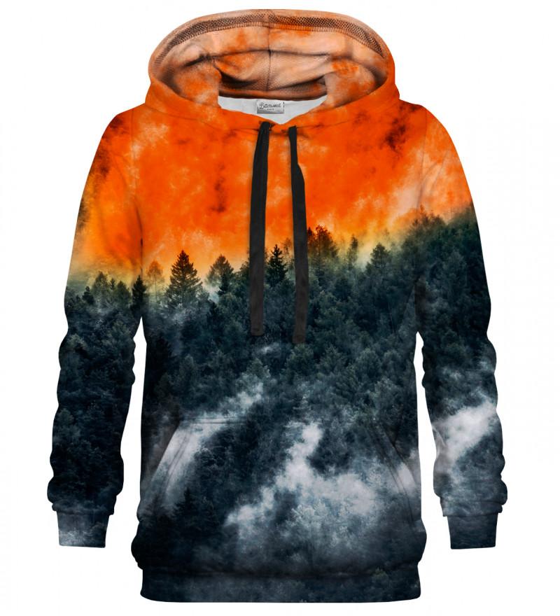 Mighty Forest Orange hoodie