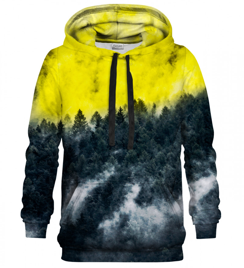 Mighty Forest Yellow hoodie