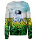 Happy Landing womens sweatshirt