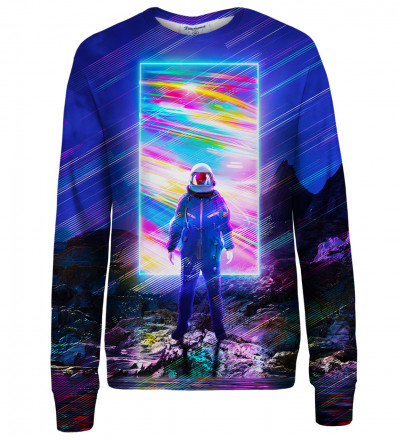 Portal womens sweatshirt