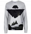 Levitation womens sweatshirt