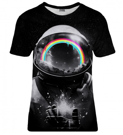 T-shirt damski Rainbow Mind