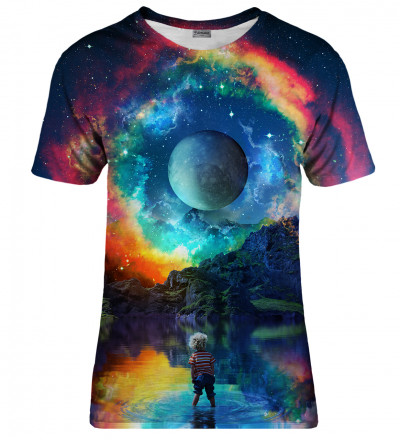 T-shirt damski Power of Imagination