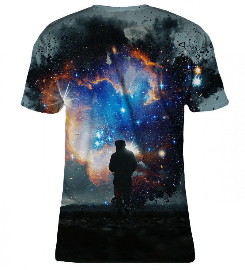 Step into the Galaxy womens t-shirt