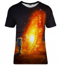 T-shirt damski Fire Circle