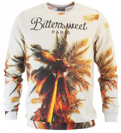 Tropical outlet sweatshirt
