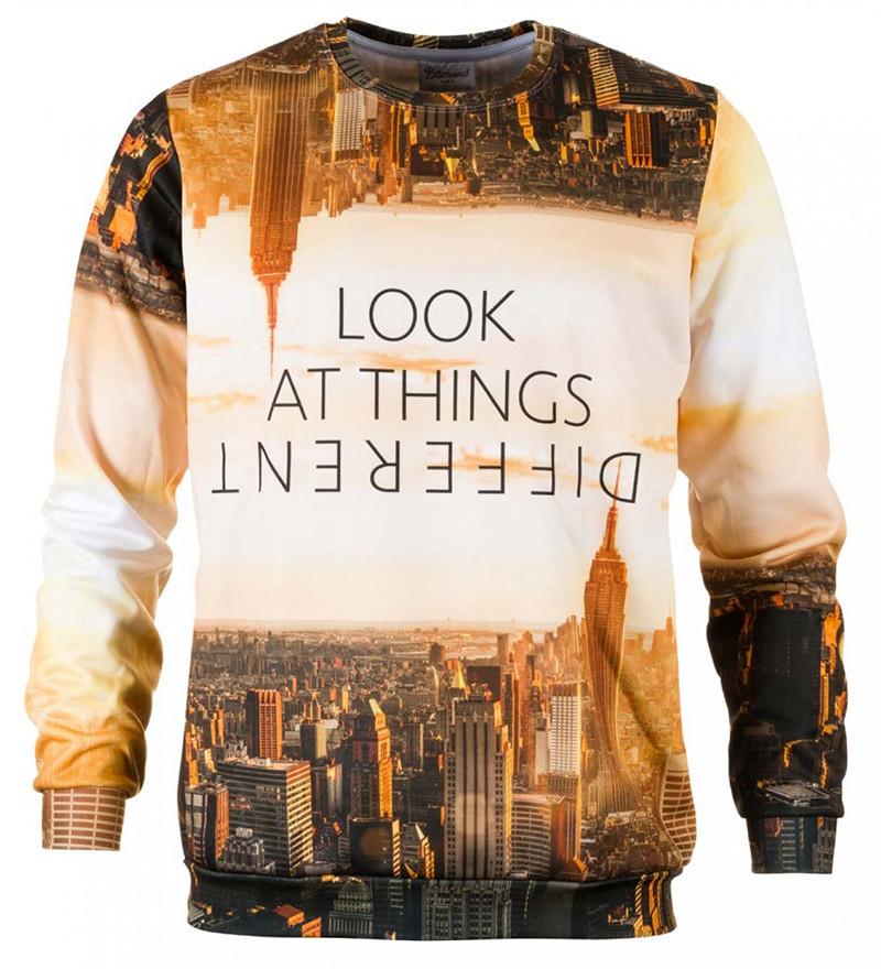 Perspective outlet sweatshirt