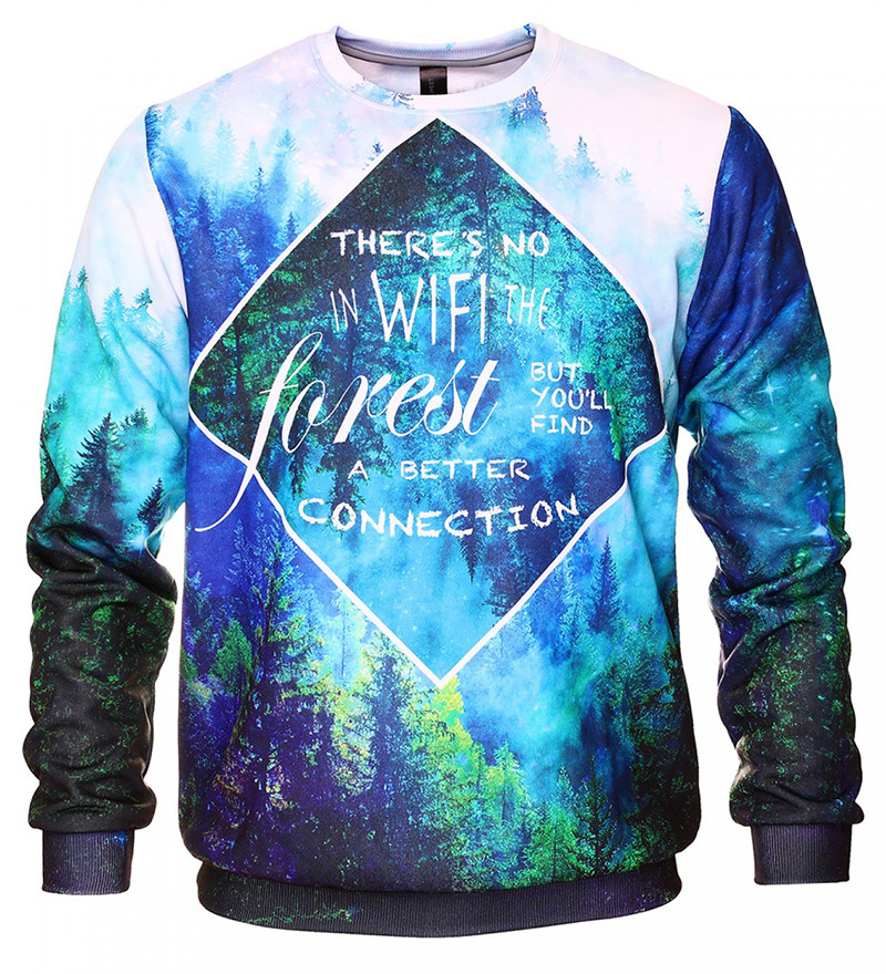 Forest outlet sweatshirt