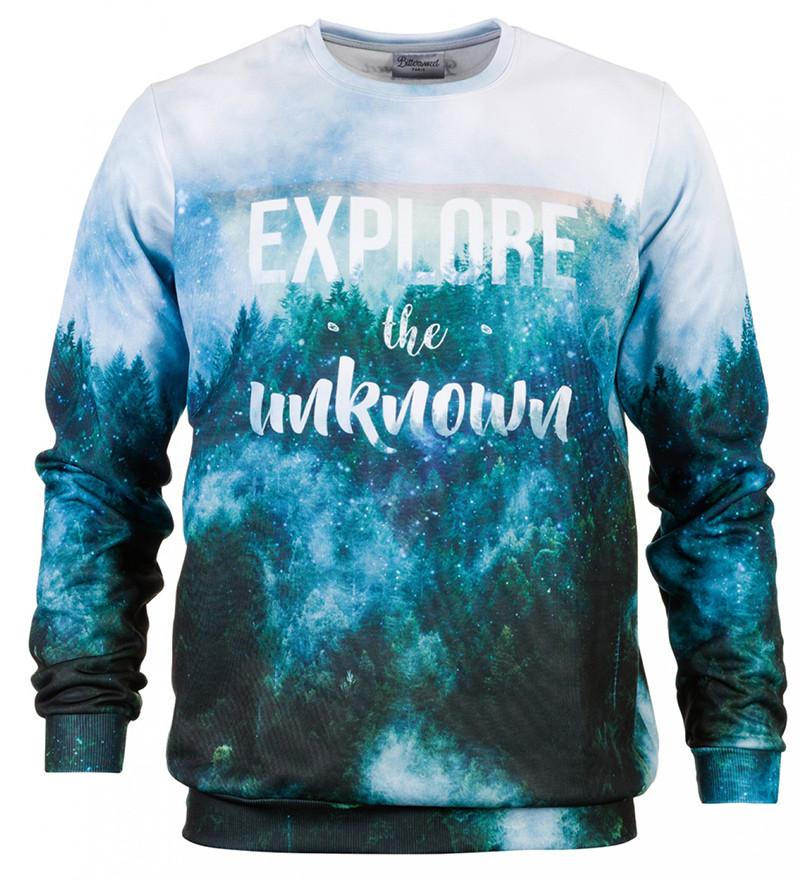 Explore outlet sweatshirt