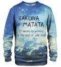 Hakuna Matata outlet sweatshirt