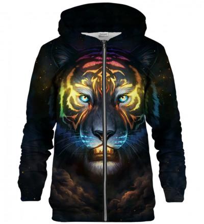 Colorsoul zip up hoodie