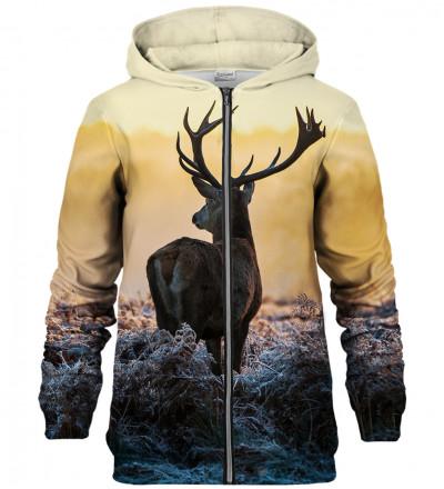 Bluza z zamkiem Deer