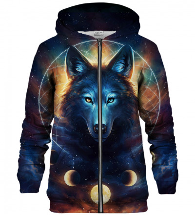 Dream Catcher zip up hoodie