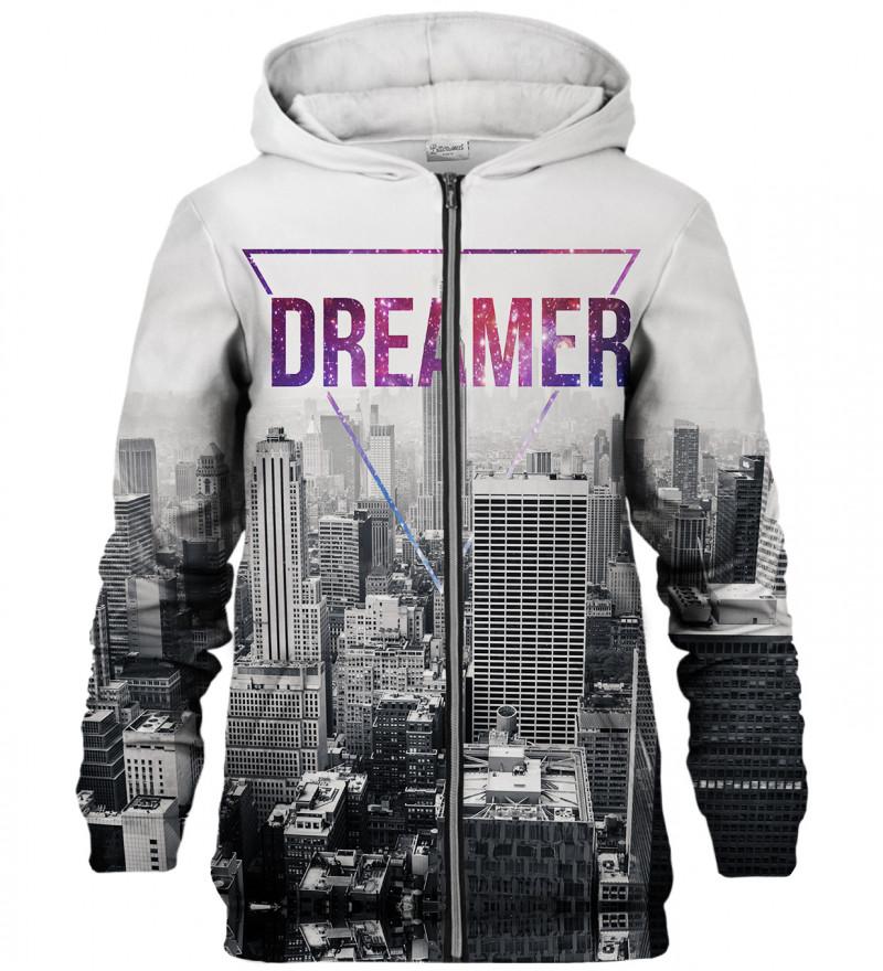 Dreamer zip up hoodie