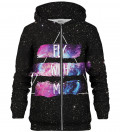 Fly with Me zip up hoodie