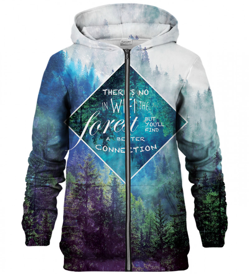 Bluza z zamkiem Forest