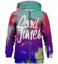 Good Times zip up hoodie