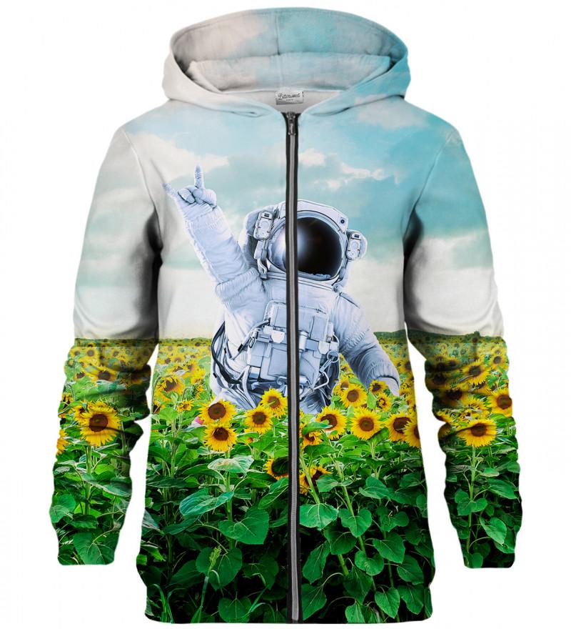 Happy Landing zip up hoodie